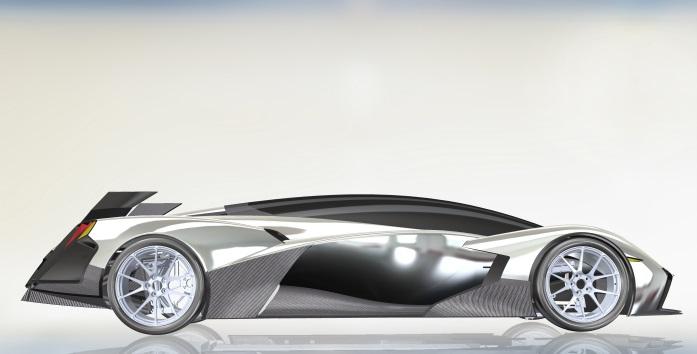 Low Speed Vehicles >> RAESR Automotive Announces its New EV Hypercar