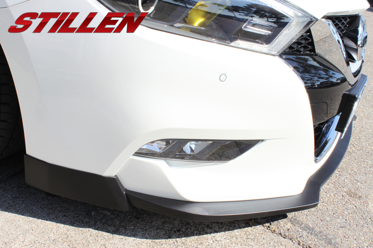 Stillen Introduces 2016 Nissan Maxima Exhaust Intake And