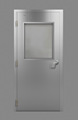 JAMOCLEAN ® Stainless Steel Door, part of the Jamotuf product line by Jamison Door.