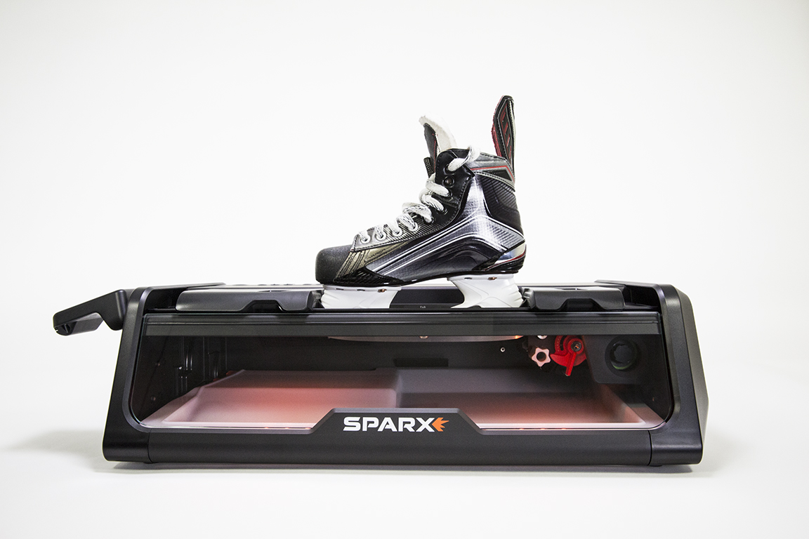 Sparx™ Hockey Delivers Game-Changing Home Skate Sharpeners ...
