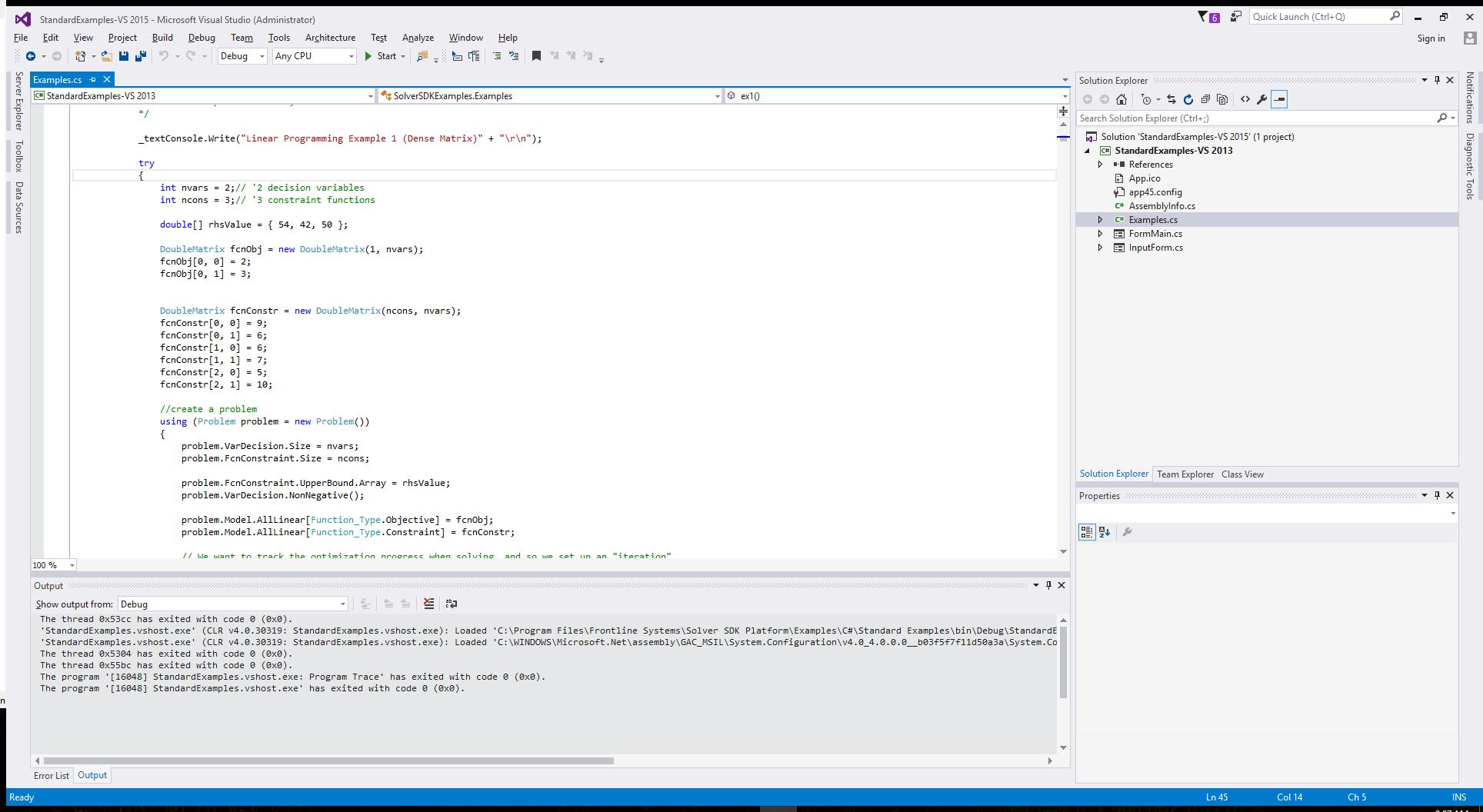 Frontline Systems Releases Solver SDK® Platform V2016 with
