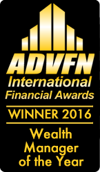 Fisher Investments Europe ADVFN Wealth Manager of The Year 2016