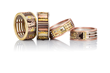 Group of new Talisman collection wedding rings