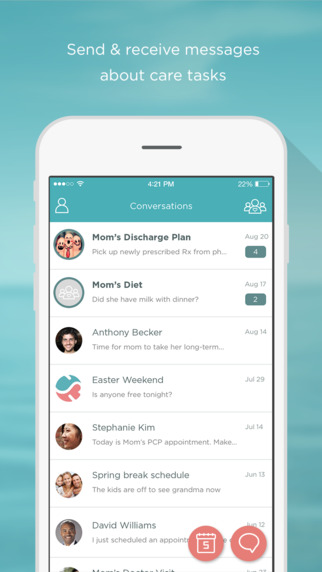 Care3™ Launches the First Care-Sharing Mobile Application That