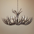 Big Sky Antler Chandelier Featured in Episode 306