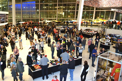 NPE attendees enjoy networking event at NASCAR Hall of Fame
