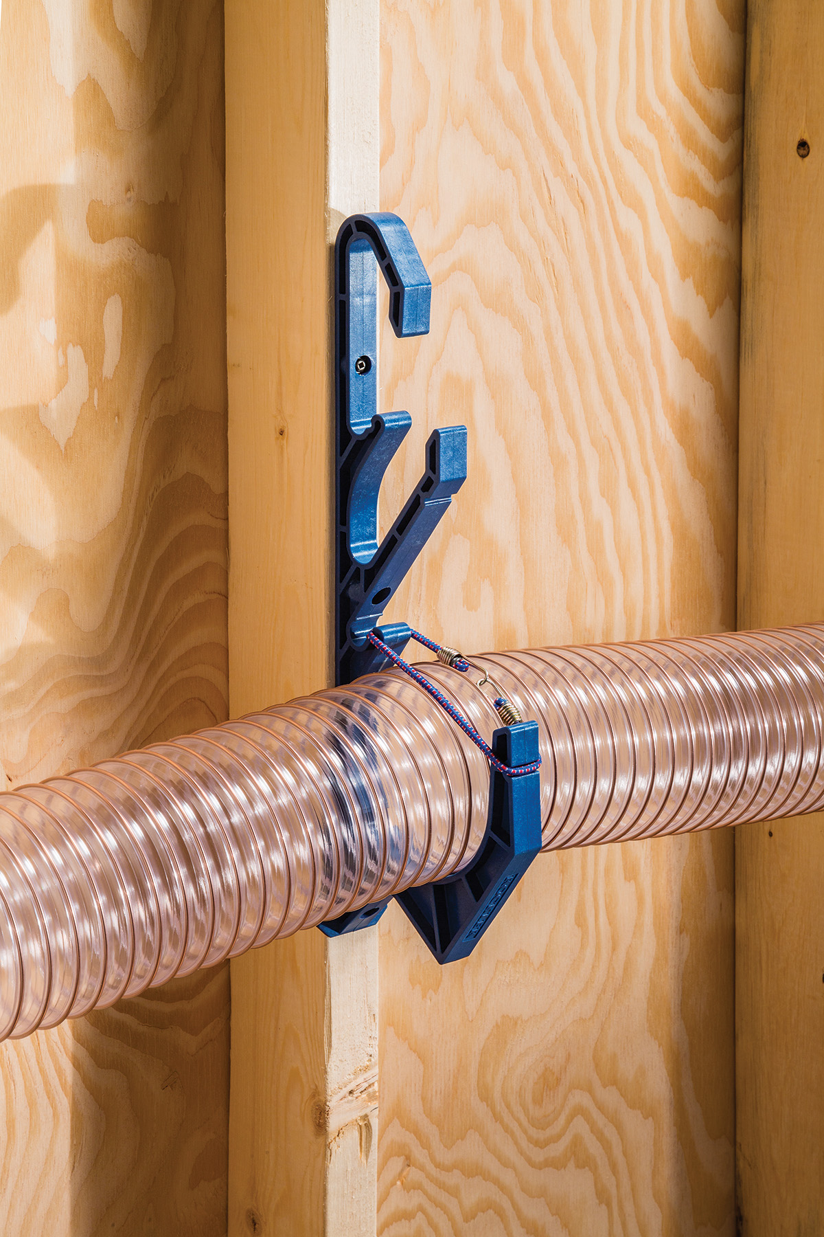 Rockler Introduces New Type Of Cord And Hose Hook