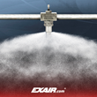 EXAIR's New Atomizing Spray Nozzle Provides 360 Degree Coverage