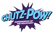 Chutz-Pow Superheroes of the Holocaust Volume 2 logo