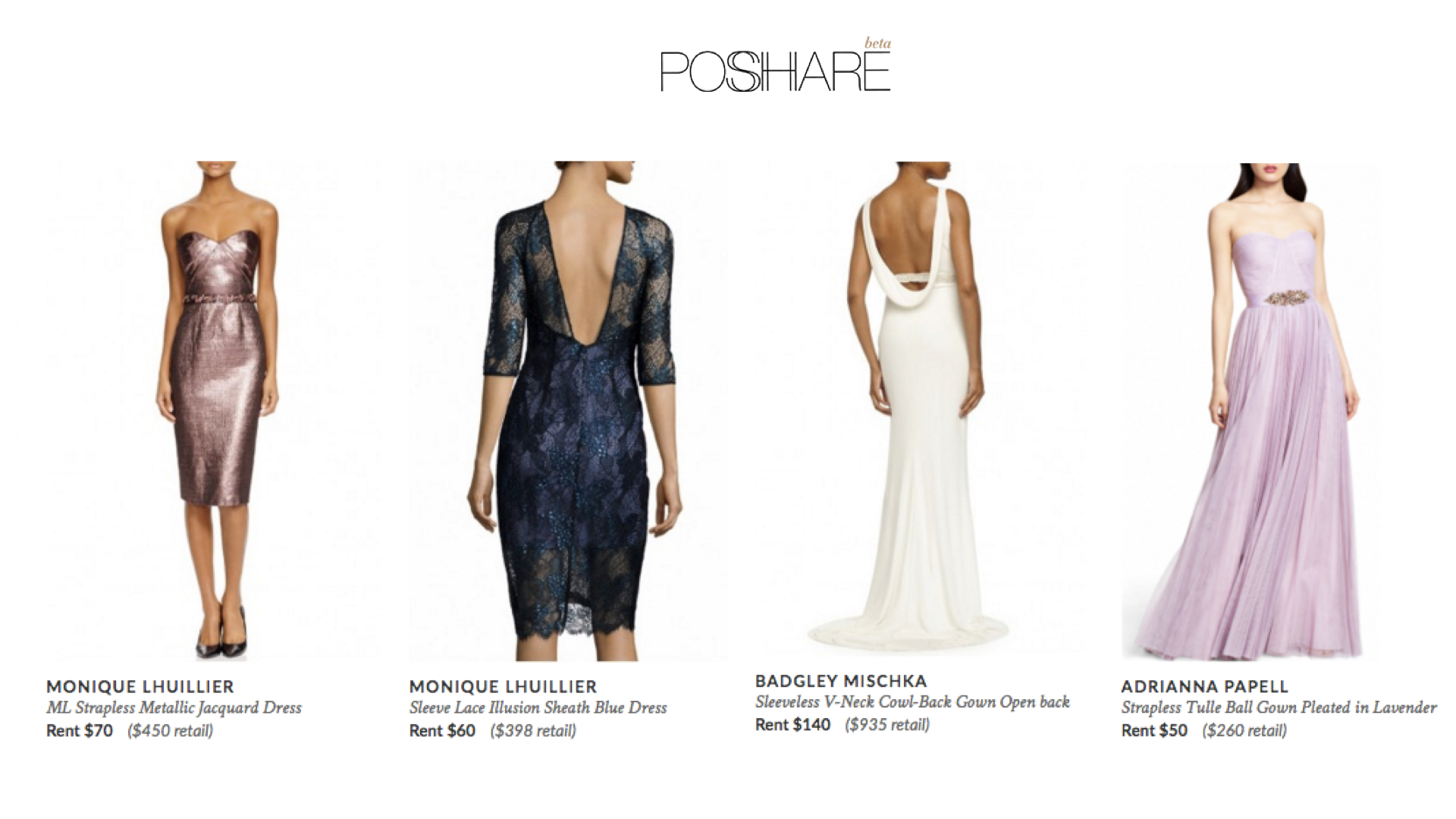Fashion Sharing Economy Startup POSHARE Launches To The