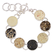 Dune Jewelry, Traveler Bracelet Seven Sands
