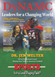 DyNAMC Magazine's Sports Edition Features Dr. Jen Welter, NFL's First Female Coach
