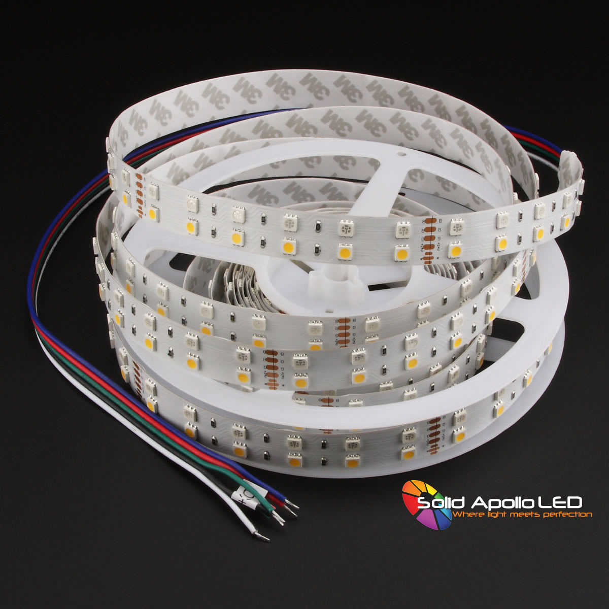 Solid Apollo Led Introduces Over 20 Different Types Of Rgb
