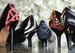 Heelusions fit any size shoe and any width or height heel