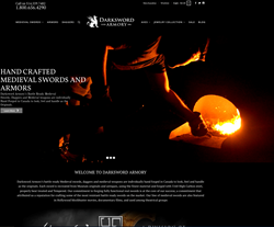 Darksword Armory Launches New Website for Medieval Swords for Sale