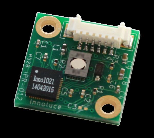 Innoluce achieves 250 meter target range at 0 1° resolution to