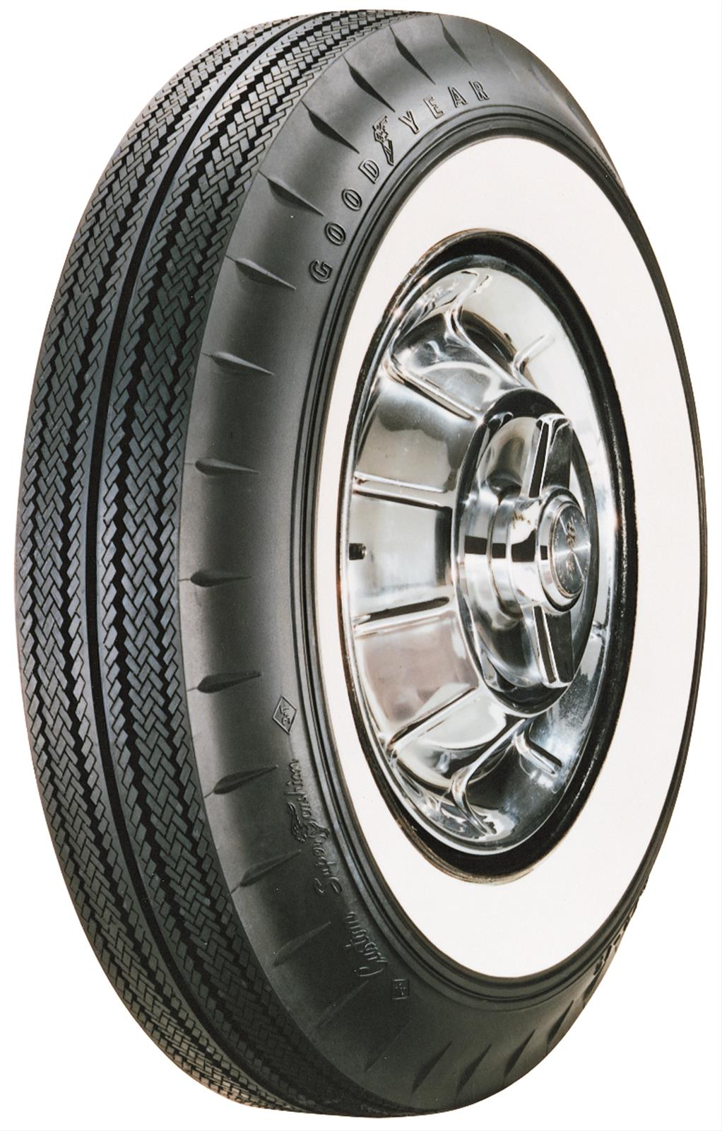 All Weather Tires >> New at Summit Racing Equipment: Kelsey Tire Goodyear Reproduction Tires