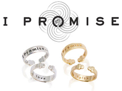 I Promise Rings | Customized Jewelry | Sterling Silver Rings