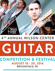 Wilson Center Guitar Competition & Festival