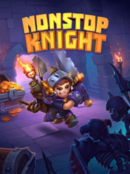 Genre-Breaking Mobile Action RPG 'NONSTOP KNIGHT' from...