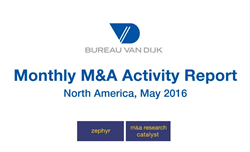 M&A Activity report, Zephyr database, M&A, M and A, bureau van dijk, private equity, private company information, big data, PE/VC value, mergers, acquisitions