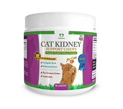 PawPaws Cat Kidney Support Chews