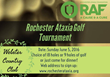 Rochester Ataxia Foundation Hosts Their Annual Golf Fundraiser on June 5th 2016