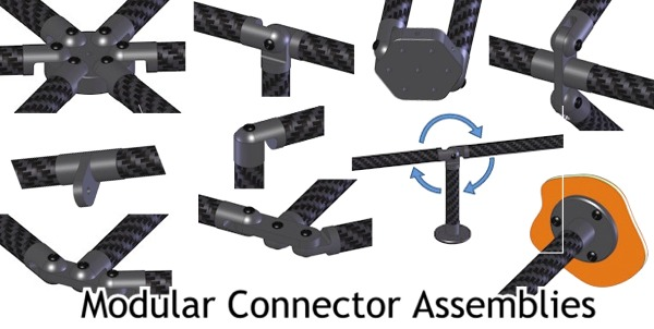 Dragonplate Expands Modular Connector System For Carbon