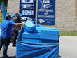 Columbia Preparatory Academy receives delivery of their Big Blue Blocks