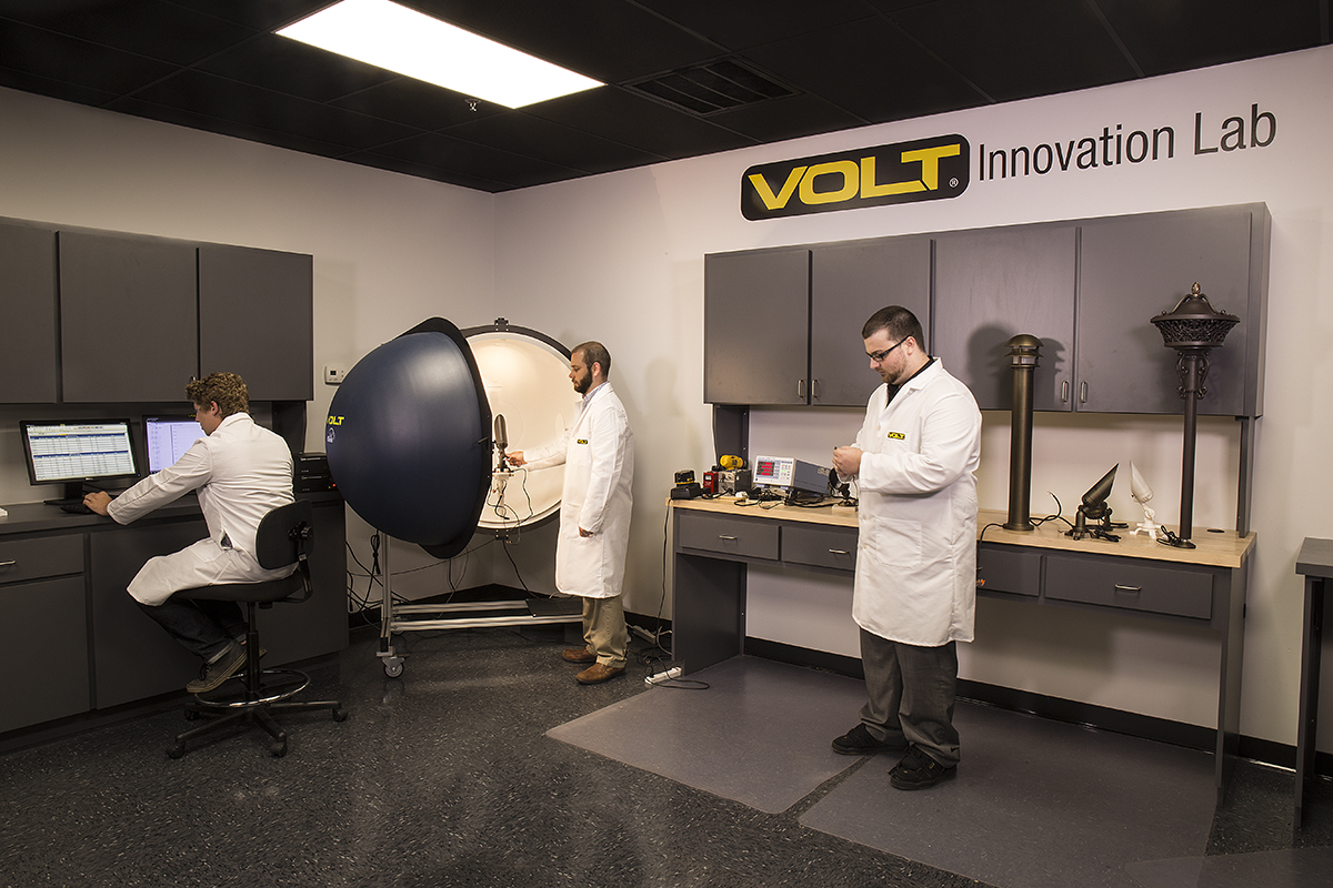 VOLT Lighting Innovation Lab   Produced Over 100 New Products In The Last  Year. Great Pictures