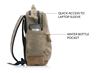 Bolt Backpack—side view
