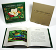 Christmas Birds is a hard cover book with 112 full color pages and color dustjacket.