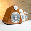New Audio Company Announces First Shipment of Handcrafted, Super-premium Wireless Speakers