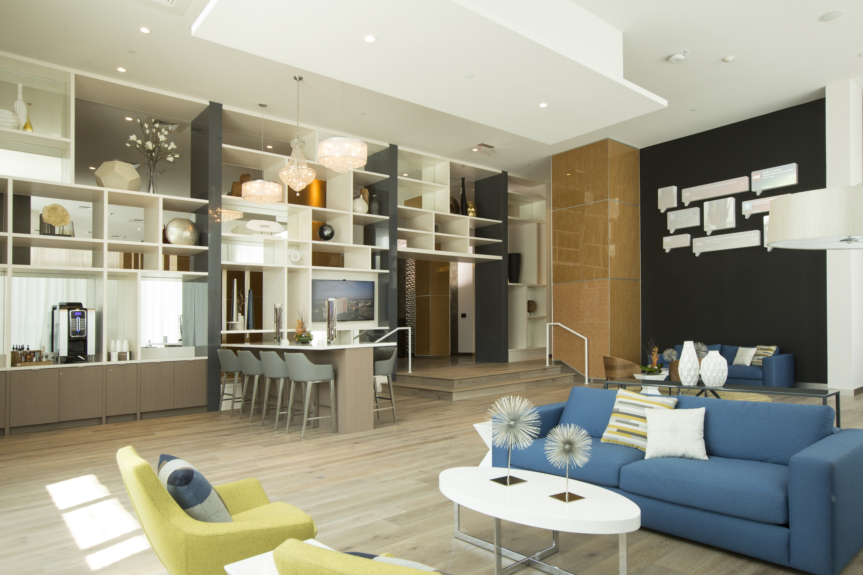 Stantec Debuts AER Residential Tower in Downtown St
