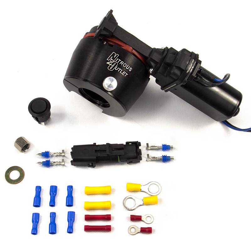 New at Summit Racing Equipment: Nitrous Outlet Nitrous Oxide
