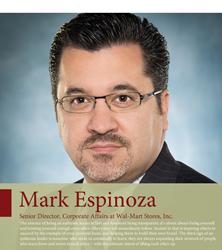 CHL Academy Names Mark Espinoza, Walmart, its new Leader of the Month