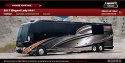 New Liberty Coach Website