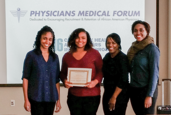 Community Health Ambassadors Internship Program Students Graduate