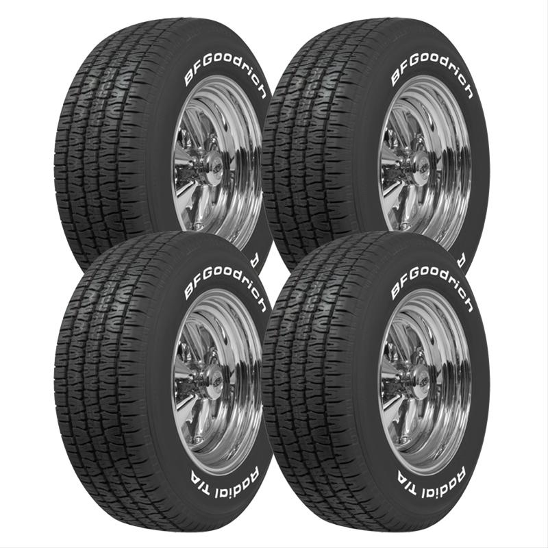 New Summit Racing Wheel and Tire Combos Now Available
