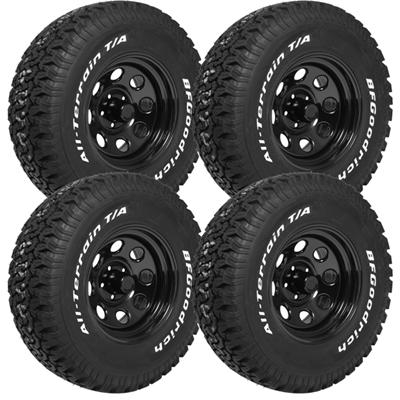 All Terrain Tires >> New Summit Racing Wheel and Tire Combos Now Available