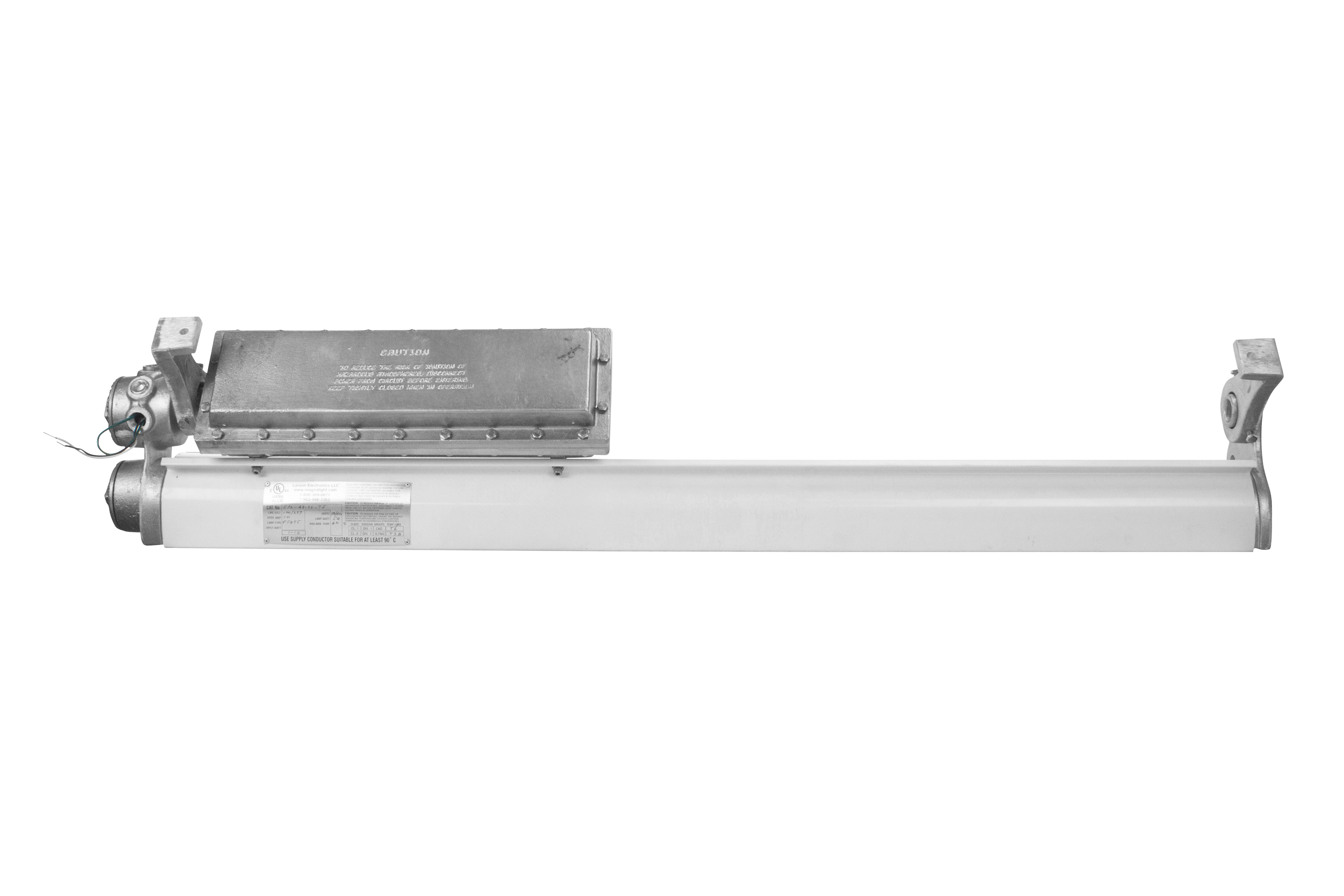 Larson Electronics Releases a Single Lamp Explosion Proof ...