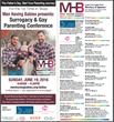 The Dallas Voice included a special MHB Directory Edition at its June 17th Pride issue