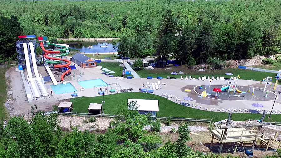 Grand Opening Weekend In Southern Nh For The New Candia Springs Adventure Park And Summer Kickoff Event On Sunday With Laura From Rock 101 S Greg The Morning Buzz