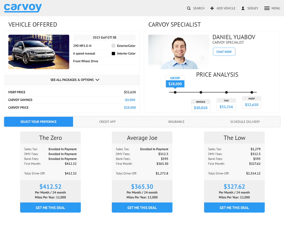 Carvoy Launches New System For Online New Car Leasing