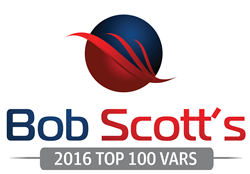 FayeBSG Awarded Top 100 VAR Star 2016