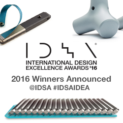 Going for the Gold: IDSA IDEA 2016 Reveals Global Design Winners