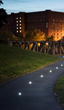 Solispost adds solareye lighting studs to its solar powered pathway lighting range