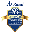 Home & Hearth Caregivers in LaGrange, Illinois Earns A+ Rating from Home Care Standards Bureau