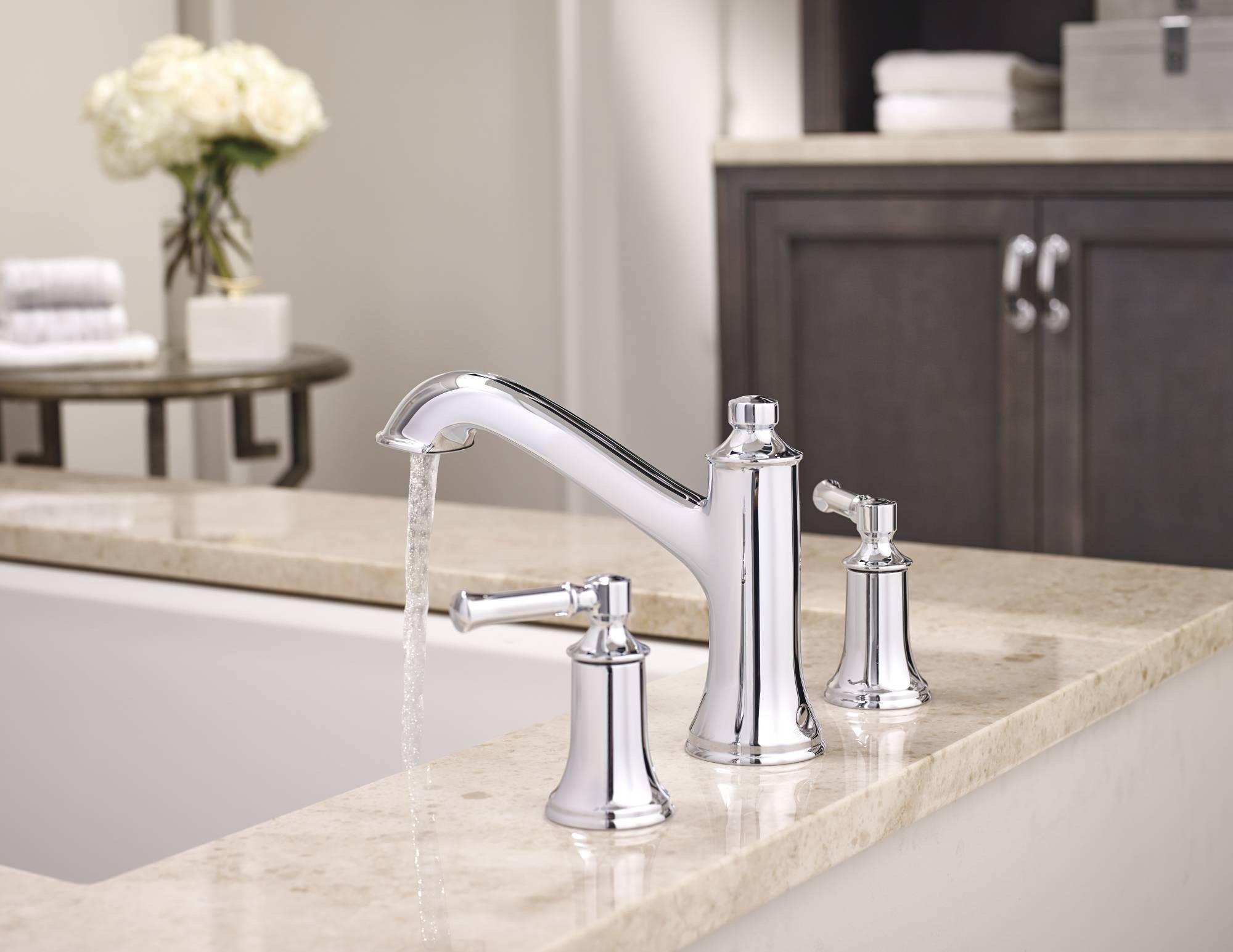 New Moen 174 Dartmoor Bath Suite Provides Fresh Take On