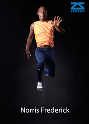 Zensah Athlete Long Jumper Norris Frederick